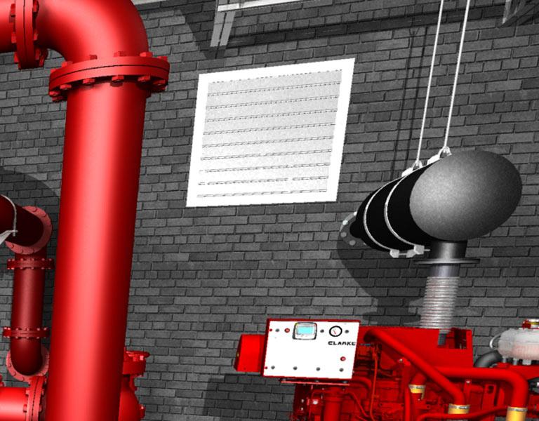 Pump Room Ventilation